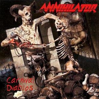 Carnival Diablos - Image: Annihilator Carnival Diablos