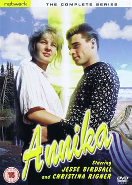 Annika DVD front cover