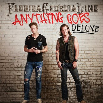 Anything Goes (Florida Georgia Line album) - Image: Anything Goes Target Deluxe