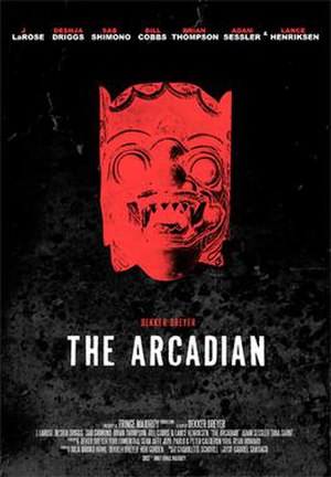 The Arcadian - Image: Arcadianmovieposter