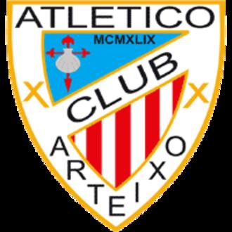 Atlético Arteixo - Image: Atlético Arteixo