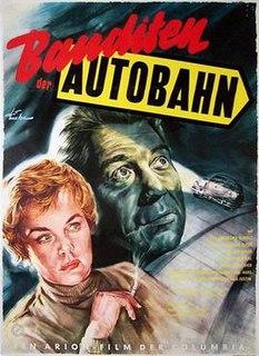 <i>Bandits of the Autobahn</i> 1955 film