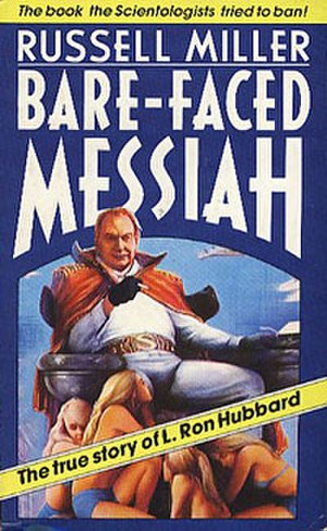 Bare-faced Messiah - Cover of UK paperback edition