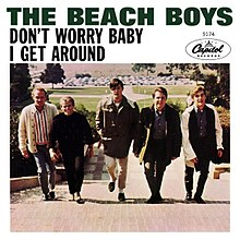 The Beach Boys — I Get Around (studio acapella)