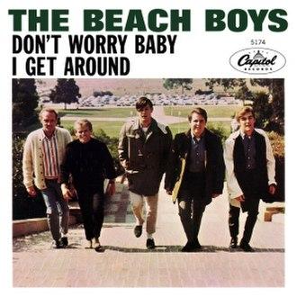 I Get Around - Image: Beach Boys I Get Around