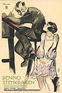 <i>Benno Stehkragen</i> 1927 film