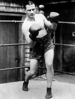 Benny Leonard American boxer