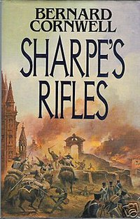 BernardCornwell SharpesRifles first.jpg