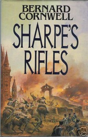 Sharpe's Rifles (novel) - First edition