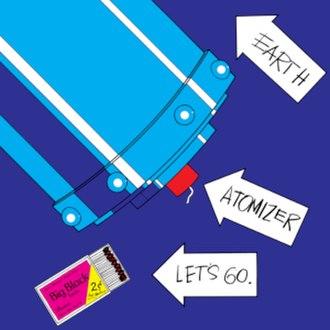Atomizer (album) - Image: Big Black Atomizer cover