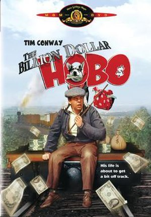 The Billion Dollar Hobo - Image: Billiondollarhobo