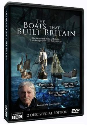 Boats that Built Britain - DVD cover