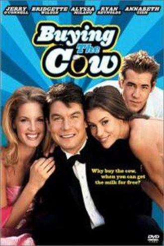 Buying the Cow - DVD cover