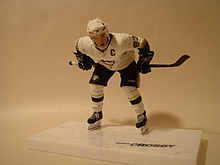 Sidney Crosby (2) in the new RBK EDGE jersey styled sculpt. 06c0bc99b