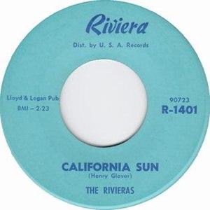 California Sun - Image: California Sun