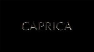 Caprica - Image: Caprica title card