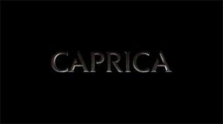 <i>Caprica</i> US 2010 science fiction TV-series