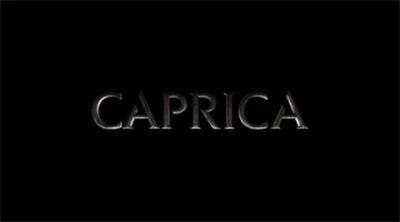 Picture of a TV show: Caprica