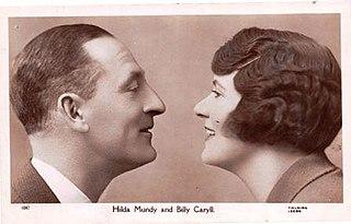 Billy Caryll and Hilda Mundy