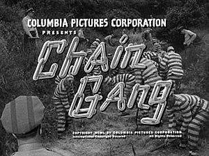 Chain Gang (1950 film) - Titular screenshot