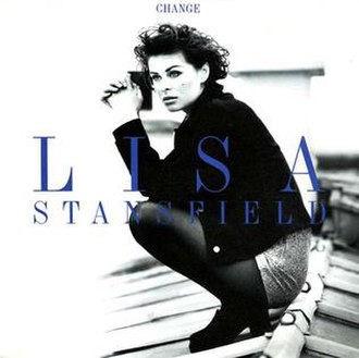 Lisa Stansfield — Change (studio acapella)