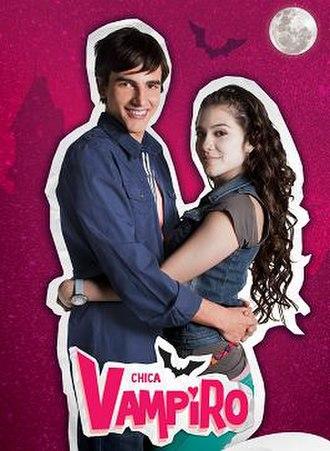 Chica vampiro - Image: Chica vampiro poster