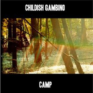 Camp (album) - Image: Childish gambino camp