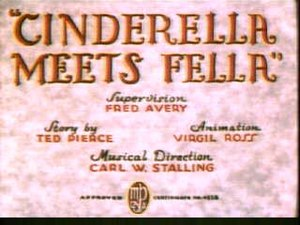 Cinderella Meets Fella - Title card