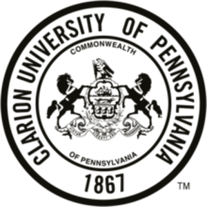 Clarion University of Pennsylvania - Image: Clarion University seal