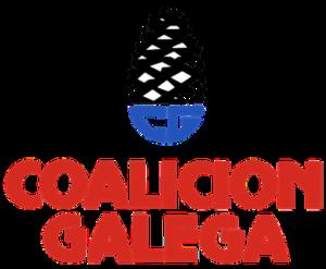 Galician Coalition - Image: Coalicion Galega