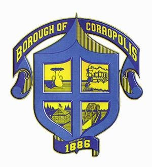 Coraopolis, Pennsylvania - Image: Coraopolis Borough Seal