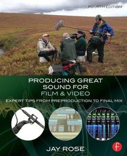 <i>Producing Great Sound for Film and Video</i>