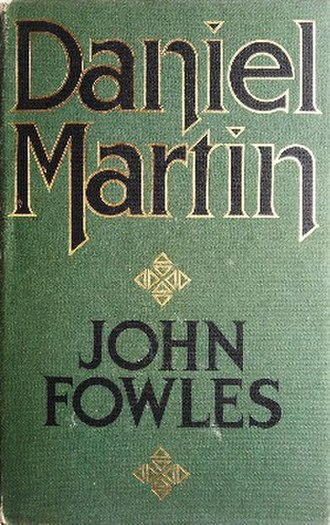 Daniel Martin (novel) - First edition (UK)