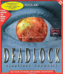 Deadlock: Planetary Conquest - WikiVisually