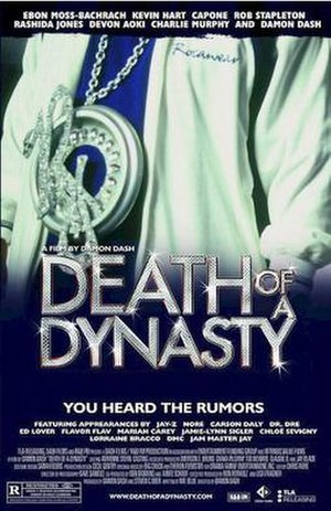 Death of a Dynasty - Theatrical release poster