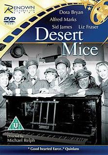 <i>Desert Mice</i> 1959 film by Michael Relph