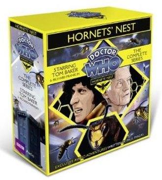 Hornets' Nest (audio drama) - Image: Doctor Who Hornets Nest