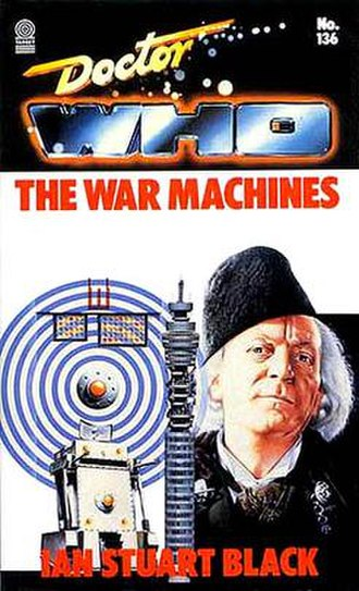 The War Machines - Image: Doctor Who The War Machines