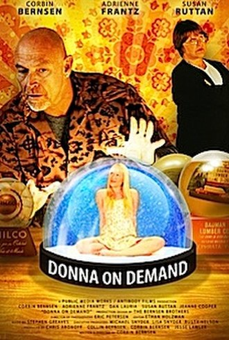 Donna on Demand - One Sheet