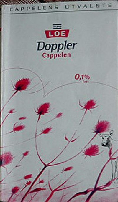 Picture of a book: Doppler