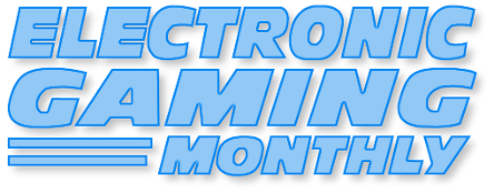 Electronic Gaming Monthly EGM 2nd Logo