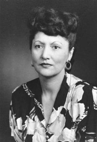 Elizabeth Peratrovich - Image: Elizabeth Peratrovich