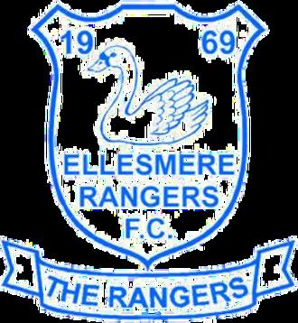 Ellesmere Rangers F.C. - Ellesmere Rangers badge