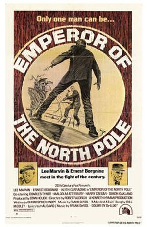 Emperor of the North Pole - original film poster