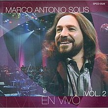 En Vivo, Vol 2 Cover.jpg