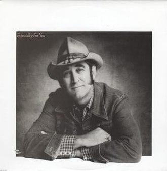 Especially for You (Don Williams album) - Image: Especially for You