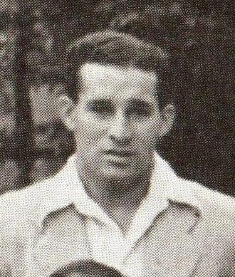 Gerry Alexander - Gerry Alexander at Cambridge in 1952