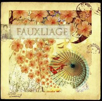 Fauxliage - Image: Fauxliage front