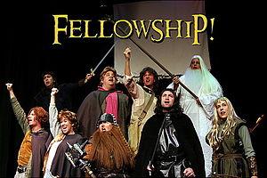 Fellowship! - The cast of Fellowship!