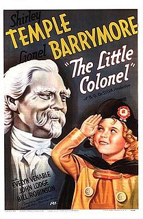 <i>The Little Colonel</i> (1935 film) 1935 film by David Butler